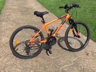 Bicicleta Montaña Niño hasta 12 años