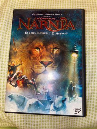 Las Crónicas de Narnia DVD