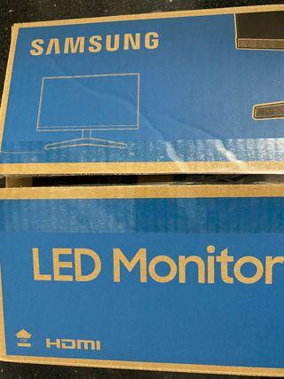 """Monitor led Samsung 22"""""""