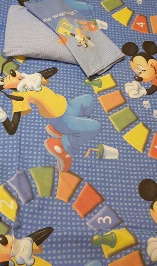 funda Mickey y amigos de 90