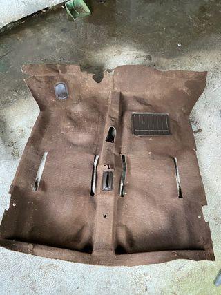 Tapizado moqueta Seat 127/Fura