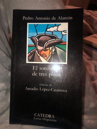 """Libro """"El sombrero de tres picos"""""""