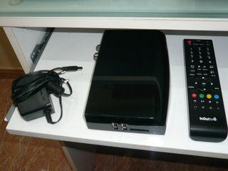 REPRODUCTOR MULTIMEDIA InOutTV iZAPPER 4G HD TDT
