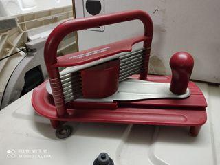 maquina para cortar tomates