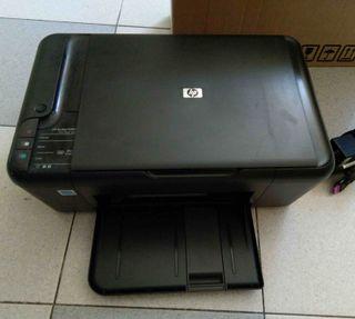IMPRESORA MULTIFUNCION HP F2400