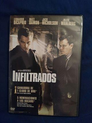 DVD INFILTRADOS.