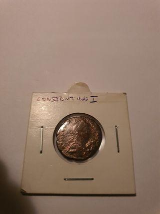moneda romana constantine