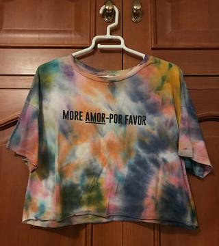 Camiseta More Amor - Por Favor