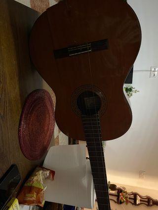 Gitar sogonda mano