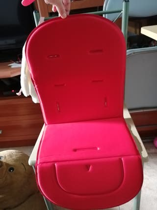 Colchoneta funda acolchada silla de paseo bebe