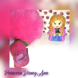 Llavero Princesa Disney Ana