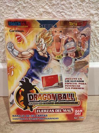 Cartas Dragon Ball Serie 4