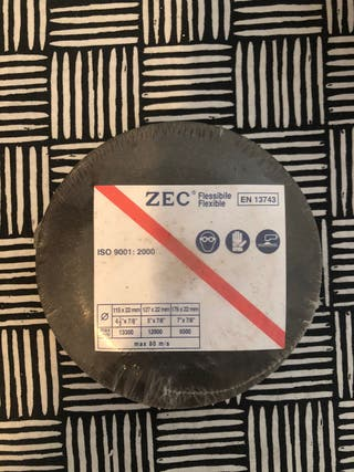 Pack de 25 discos de corte 115 mm