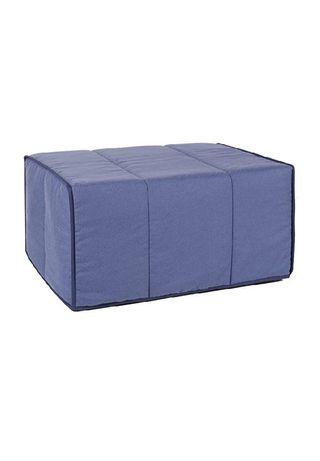 Puff Cama Azul