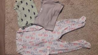 Pijama y bodys