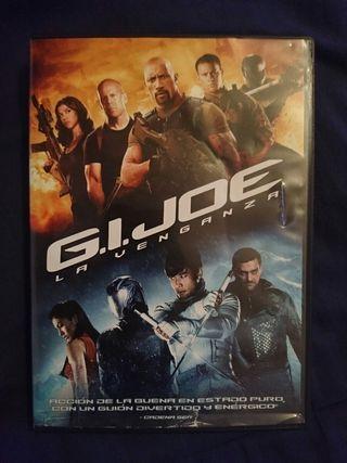 DVD G.I. JOE LA VENGANZA.