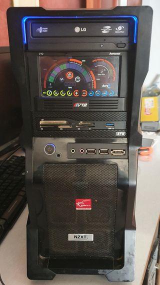 PC i5 4670 Z87 8gb 2133 240gb SSD