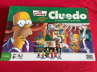 Cluedo Simpsons