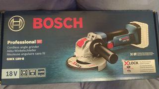 Radial batería Bochs sin estrenar