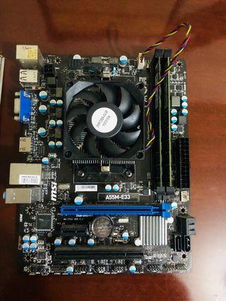 Placa base AMD FM2