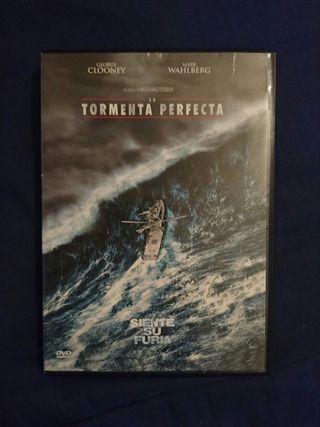 DVD LA TORMENTA PERFECTA.
