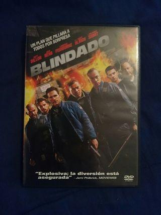 DVD BLINDADO.
