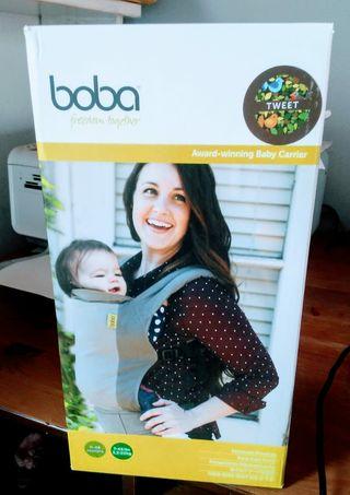 Mochila porta bebés Bobba