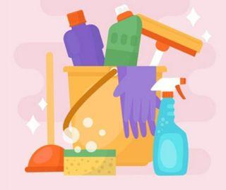 Mujer de limpieza española. 10 € la hora