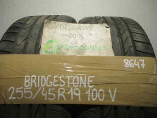 Neumatico s bridgestone Mercedes clase glk 3.0 cdi