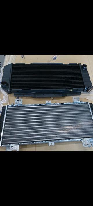 radiador motor nuevo ford fiesta mk2