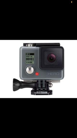 Cámara GoPro SportCam GoPro Hero 1080p/30FPS 5Mp