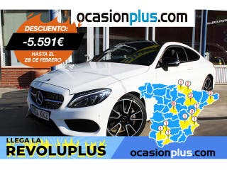 Mercedes-Benz Clase C C Coupe 43 Mercedes-AMG 4Matic 270 kW (367 CV)