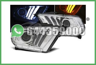 FAROS DELANTEROS LUZ DIURNA TUBE LIGHT PARA FORD M