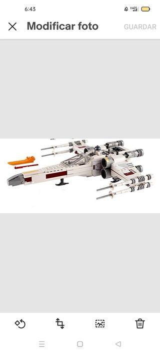 Lego 75301 X-Wing Fighter LukeSIN MINIFIGURAS