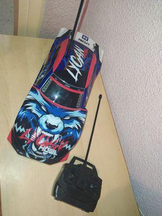 coche telerigido!!