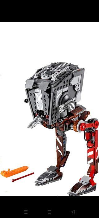 LEGO 75254 Star Wars AT-ST Raider SIN MINIFIGURAS