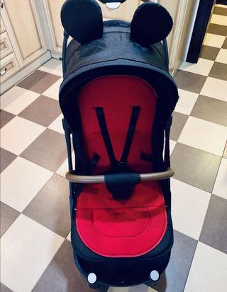 colchoneta funda nueva para silla de paseo