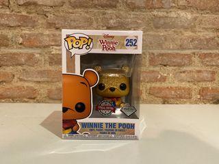 Funko POP! Winnie Edición Diamante - Disney - 252