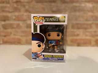 Funko POP! Roger Federer- Leyendas del Tenis - 08