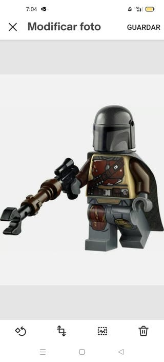 Lego 75254 AT-ST Raider-Mandalorian