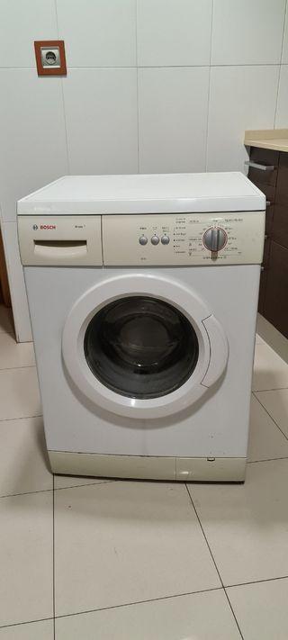 lavadora bosch maxx7