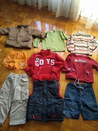 Lote ropa niño Talla 3 años