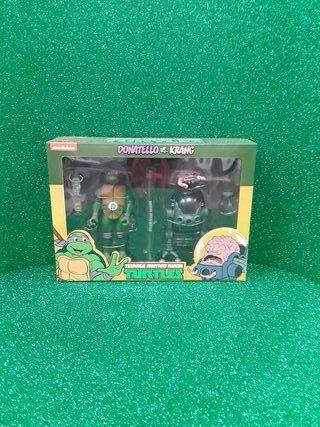 Teenage Mutant Ninja Turtle Donatello vs Krang