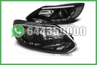 FAROS DELANTEROS LUZ DIURNA TUBE LIGHT PARA FORD F