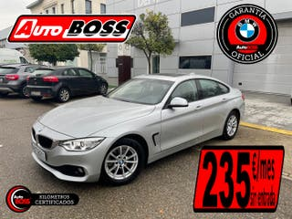 BMW Serie 4 418D 2016