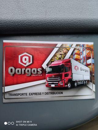 Transporte, repartos y almacenaje