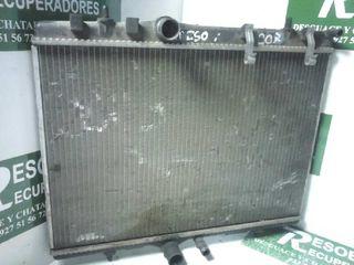 Radiador de agua peugeot 307 187425