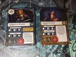 Cartas Promo Warhammer Underwolds