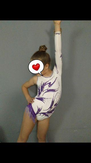 maillot gimnasia rítmica