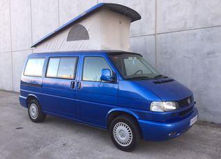 Alquiler furgo camper Volkswagen
